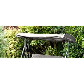 image-Ouinane Swing Seat Sol 72 Outdoor Colour: Grey