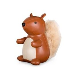image-Squirrel Animal Bookend by Zuny