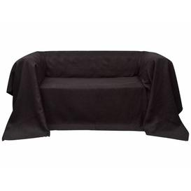 image-Patio Sofa Cover WFX Utility Colour: Brown, Size: 210cm W x 280cm D