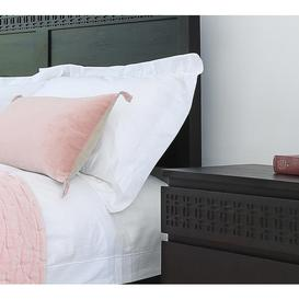 image-Pure Oxford Bed Linen - Luxury White Bedding