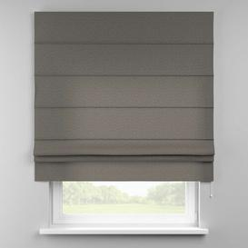 image-Edinburgh Blackout Roman Blind Dekoria Size:  170cm L x 80cm W, Finish: Graphite Grey