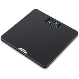 image-Beurer PS240 Personal Non Slip Bathroom Scale - Black