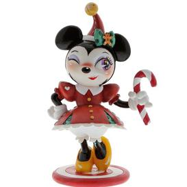 image-Christmas Minnie Figurine Miss Mindy