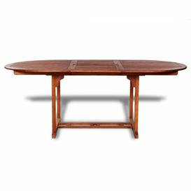 image-Corley Extendable/Folding Wooden Dining Table Sol 72 Outdoor