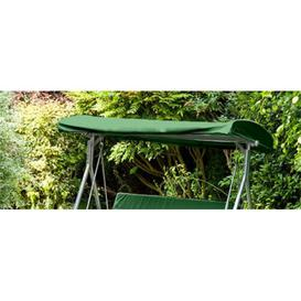 image-Ouinane Swing Seat Sol 72 Outdoor Colour: Green