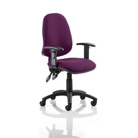 image-Mid-Back Desk Chair Symple Stuff