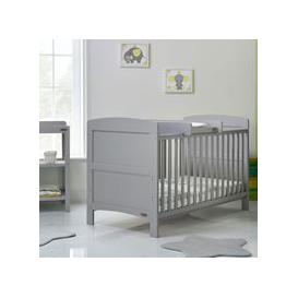 image-Obaby Grace Cot Bed - White