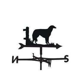 image-Weathervane in Borzoi Dog Design - Medium (Cottage)
