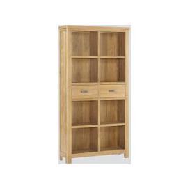 image-Andorra Washed Oak Tall Bookcase