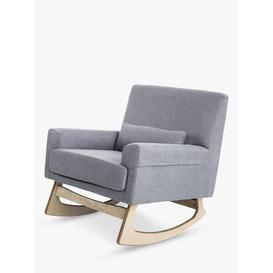 image-Gaia Baby Serena Nursing Rocking Chair, Dove Grey