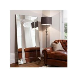 image-Vasto 183x92cm Leaner Mirror Clear