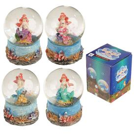 image-Mini Mermaid Snow Globe (1 Random Supplied)