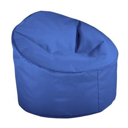 image-Indoor Outdoor Opal Bean Bag Chair Blue