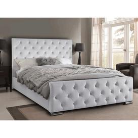 image-Carlos Upholstered Bed Frame