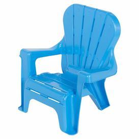 image-Children's Chair Symple Stuff Colour: Blue