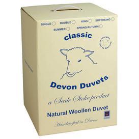 image-Devon Duvets Lightweight Wool Duvet Single