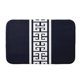 image-Key Stripe Bath Mat