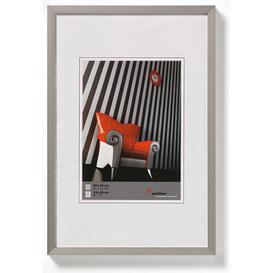 image-Picture Frame Symple Stuff Size: 100 cm H x 70 cm W, Colour: Steel