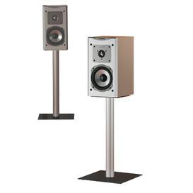 image-Mini 2x Speaker Stand Symple Stuff Colour: Black