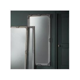image-Gallery Direct Fiennes Leaner Mirror Silver