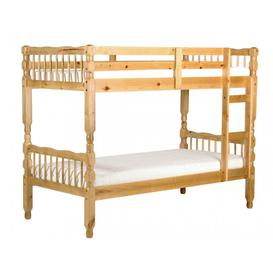 image-Marcus Light Antique Pine Bunk Bed