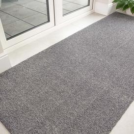 image-Silver Grey Durable Eco-Friendly Washable Mats - Hunter - Cut to Measure