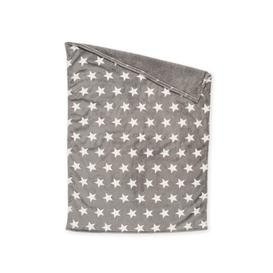 image-Cisneros Children's Blanket Isabelle & Max Size: 75cm W x 100cm L, Colour: Dark grey