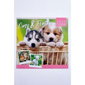 image-Cute and Fluffy Calendar 2021