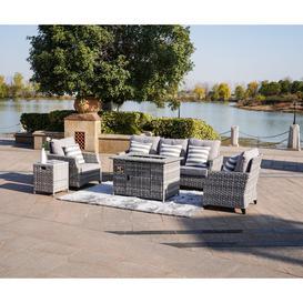 image-Elsworth 5 Seat Rattan Sofa Set