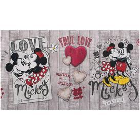 image-I Love You Kitchen Mat Mickey Mouse & Friends Mat Size: 5cm H x 50cm W x 1000cm D
