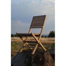 image-Weir Folding Garden Chair JanKurtz