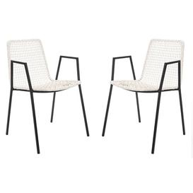 image-Pentagia Solid Wood Dining Chair Sol 72 Outdoor