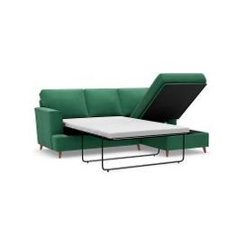 image-Copenhagen Corner Chaise Storage Sofa Bed (Right-Hand)