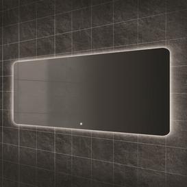 image-Ambience Bathroom Mirror HIB Size: 60cm H x 140cm W