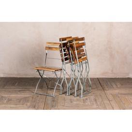 image-Tripp Folding Garden Chair Borough Wharf