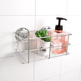 image-Candl 14cm x 25cm Bathroom Shelf Spiderloc