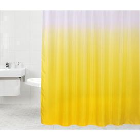 image-Magic Shower Curtain Sanilo Colour: Yellow