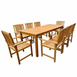 image-Eowyn 8 Seater Dining Set Dakota Fields