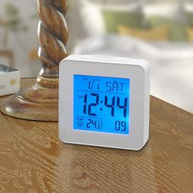 image-Radio Controlled Digital Alarm Clock Symple Stuff