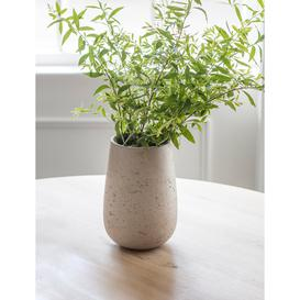image-Large Cement Vase
