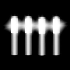 image-Oscar Solar Post Lights (Set of 4) OE Lights