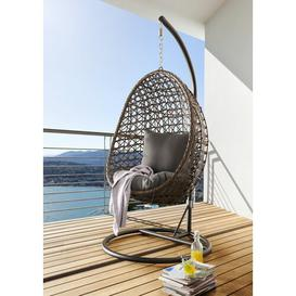 image-Vasilia Swing Chair with Stand Bay Isle Home