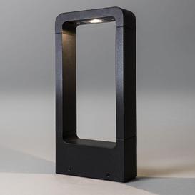 image-Astro 1357005 Napier Small LED Outdoor Bollard Light In Black - Height: 300mm