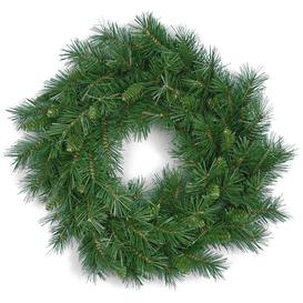 image-Winchester 51cm Pine Christmas Wreath Norfolk Leisure
