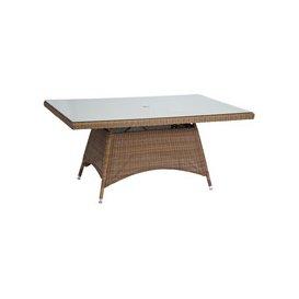 image-Alexander Rose San Marino 1.6m x 1m Rectangular Table