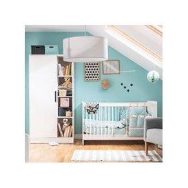 image-Vox Maxim Cot Bed 2 Piece Nursery Set