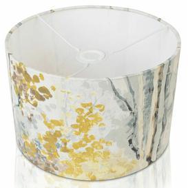 image-Orin Cotton Drum Lamp Shade Mercury Row Size: 22 cm H x 35 cm W x 35 cm D