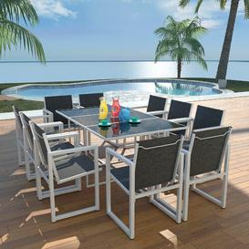 image-10 Seater Dining Set Sol 72 Outdoor