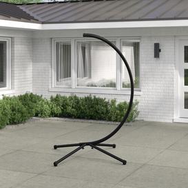 image-Amanda Metal Chair Stand Dakota Fields