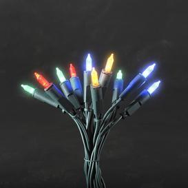 image-50-Light LED Fairy Light Konstsmide Bulb Colour: Blue/Yellow